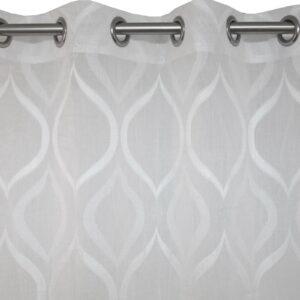 cortinado lotus branco